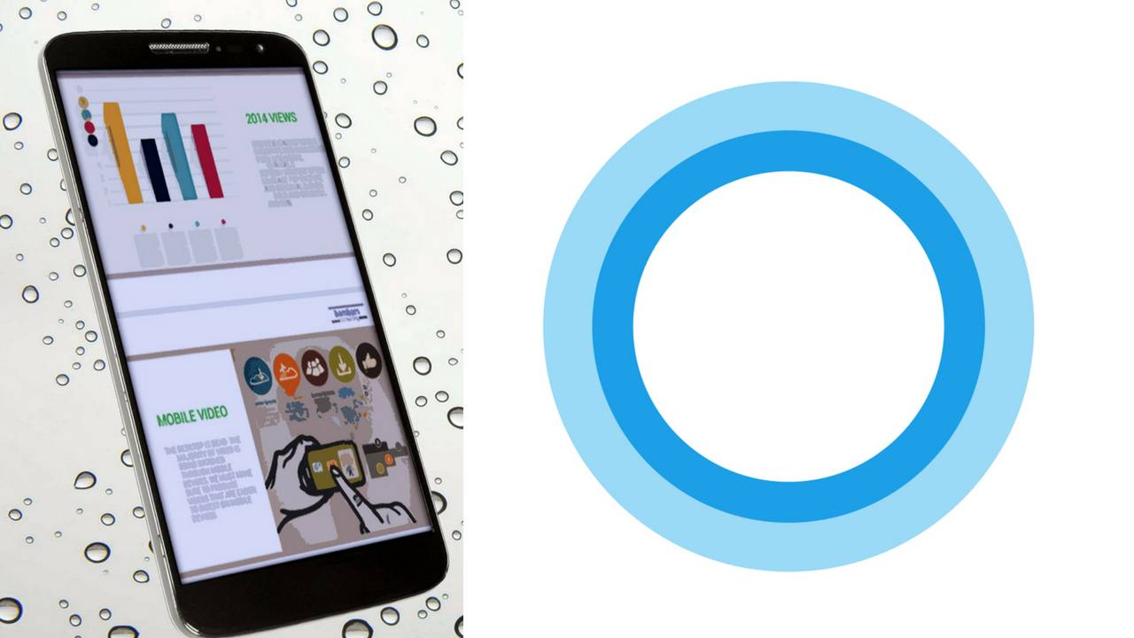 How to install cortana in android