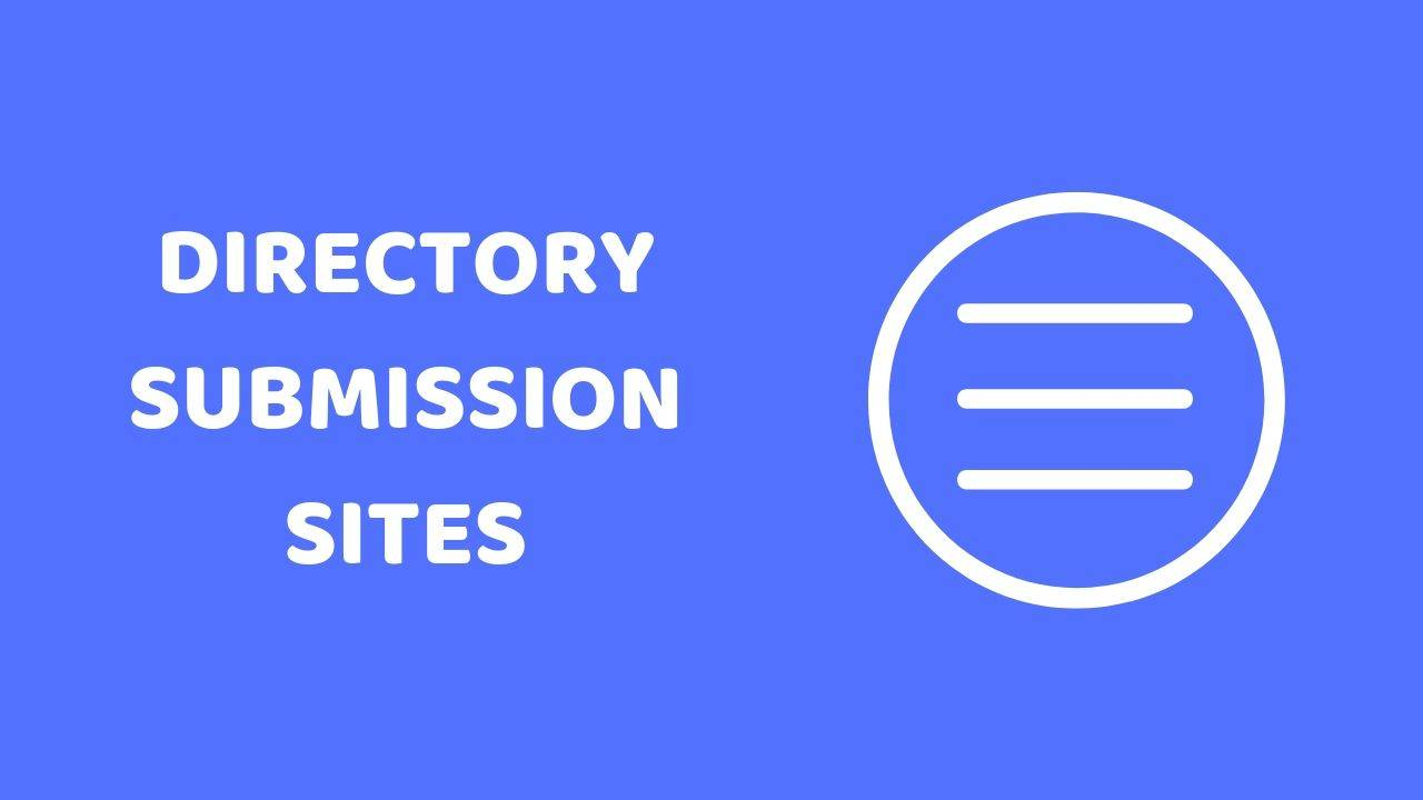 1999+ High DA Directory Submission Sites List (Category Wise)