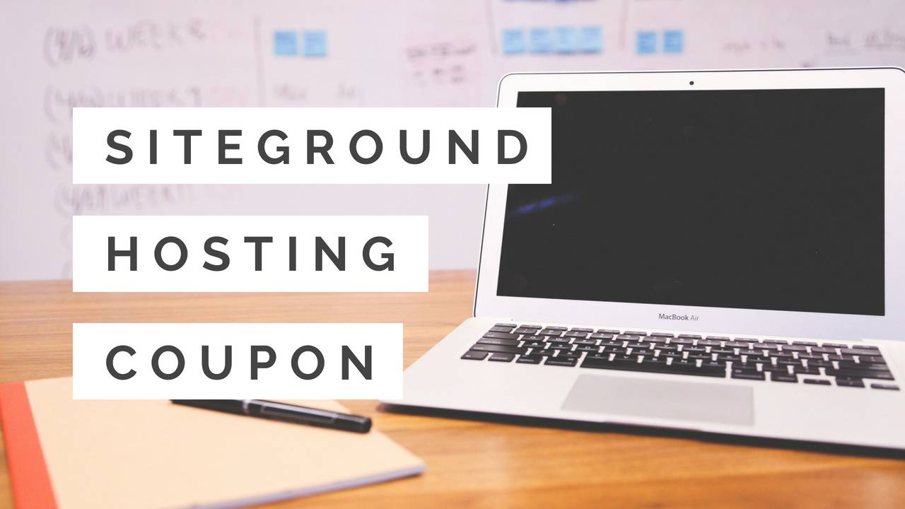 SiteGround Coupon – 60% off & Free SSL Certificate