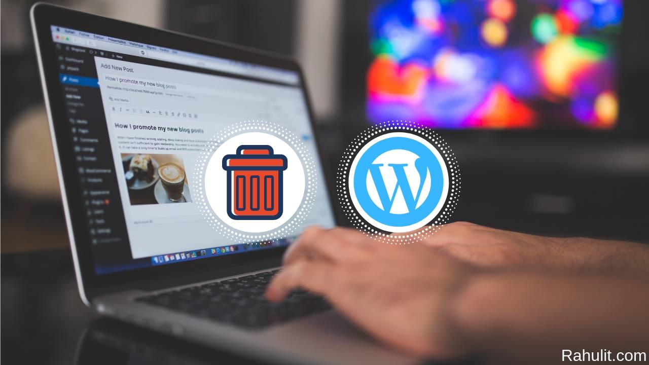 How to Delete WordPress Account
