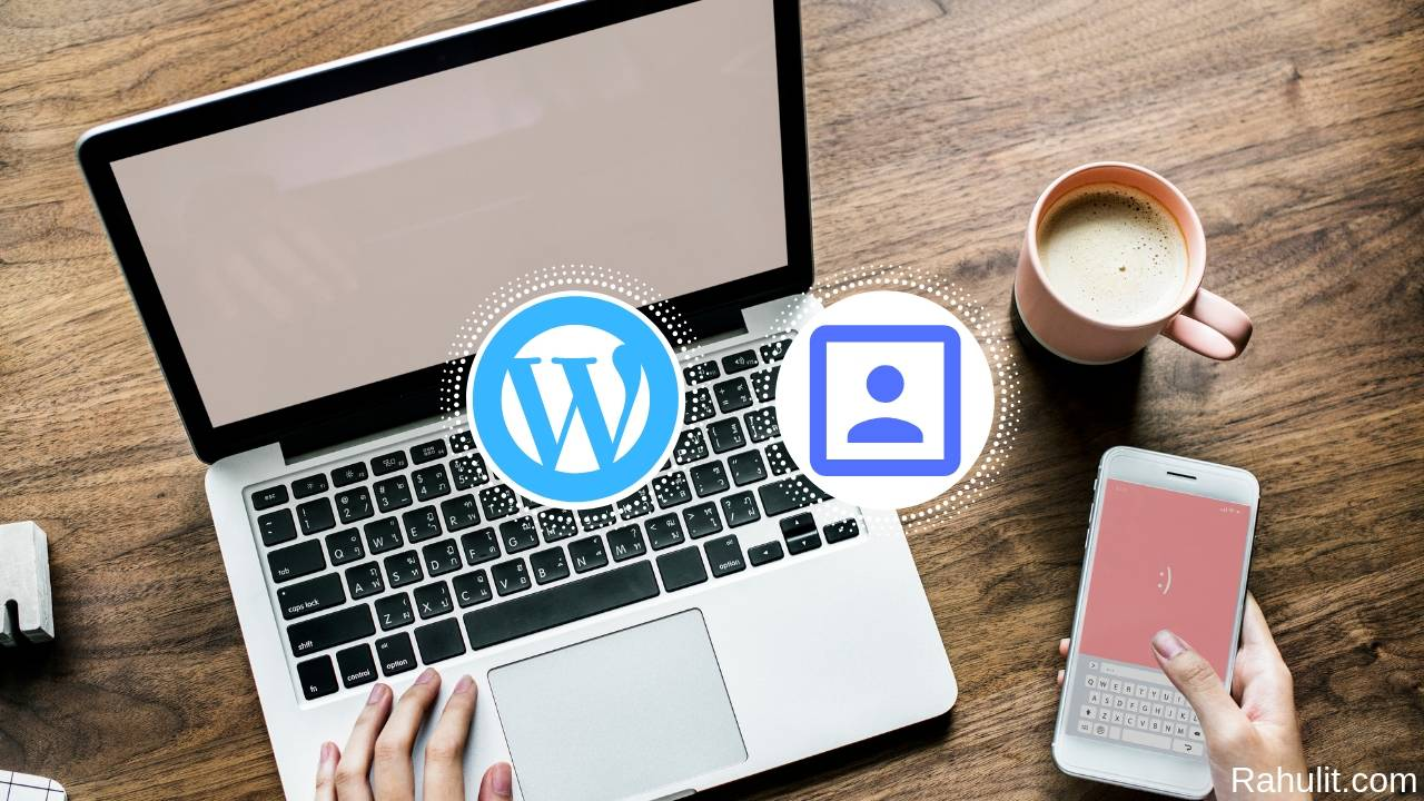 How to Create a WordPress Account