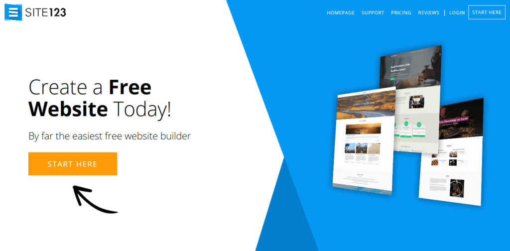 Best Free Website Builder in 2019