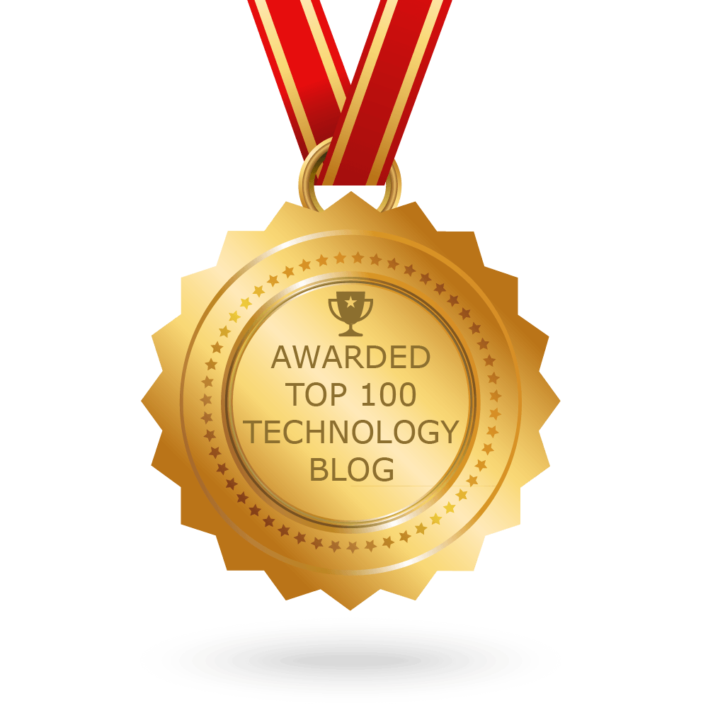 TOP 100 TECHNOLOGY BLOGS