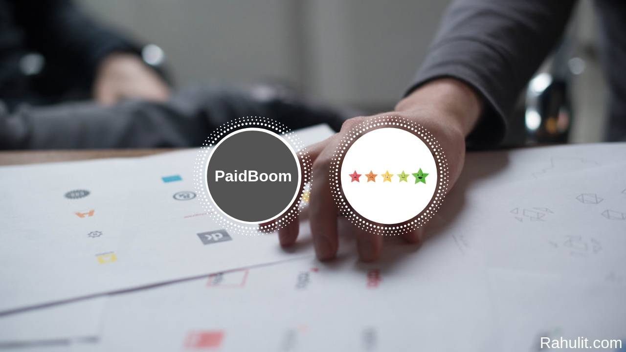 paidboom Review