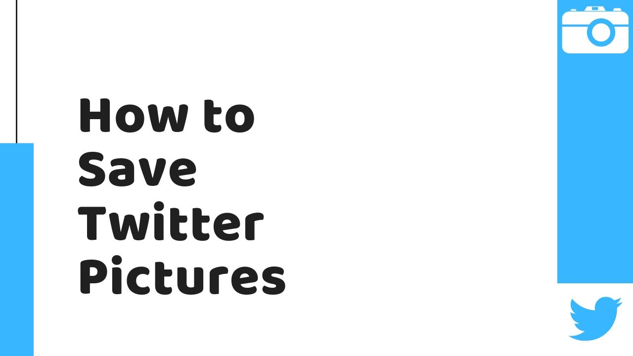 How to Save Twitter Pictures (From Any Device)