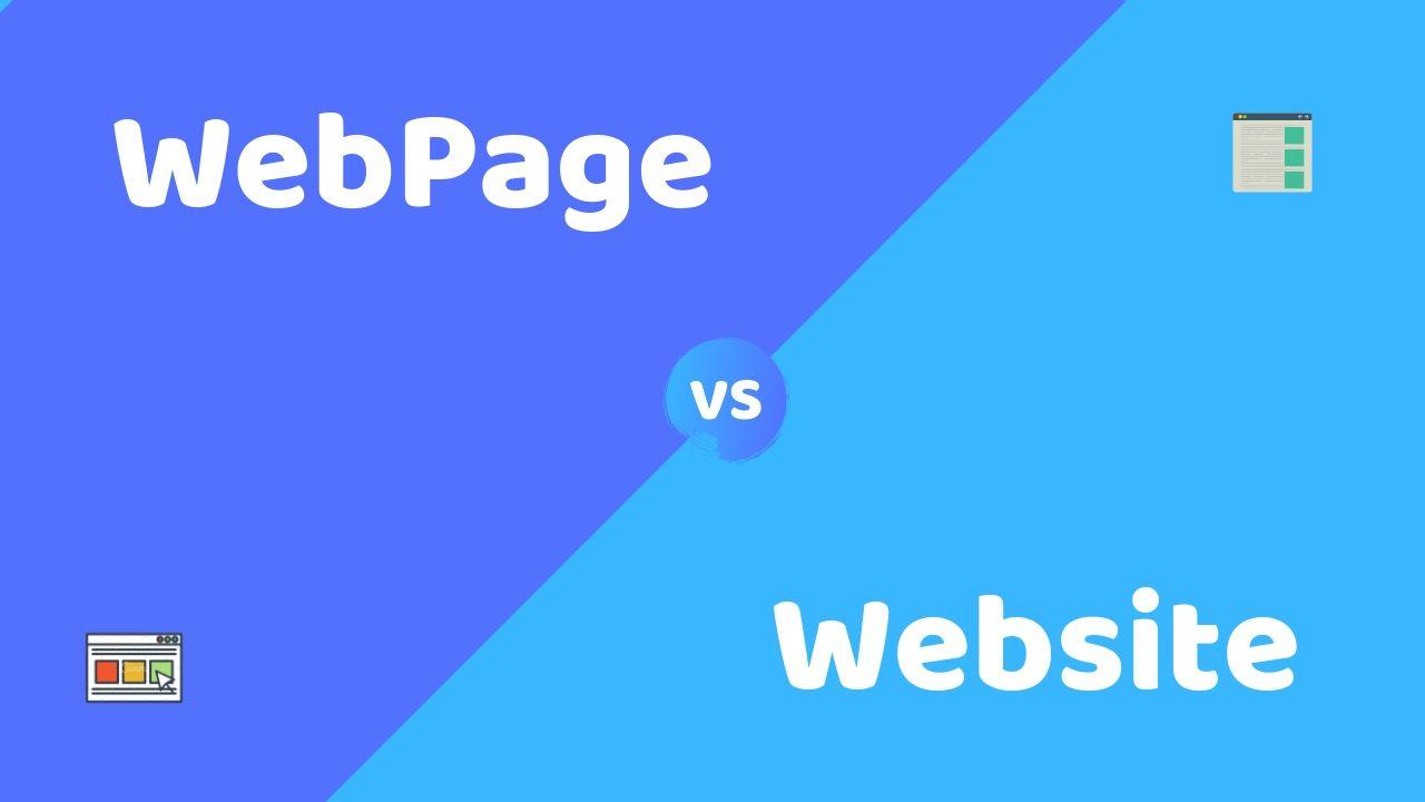 Webpage vs Website – Full Comparison