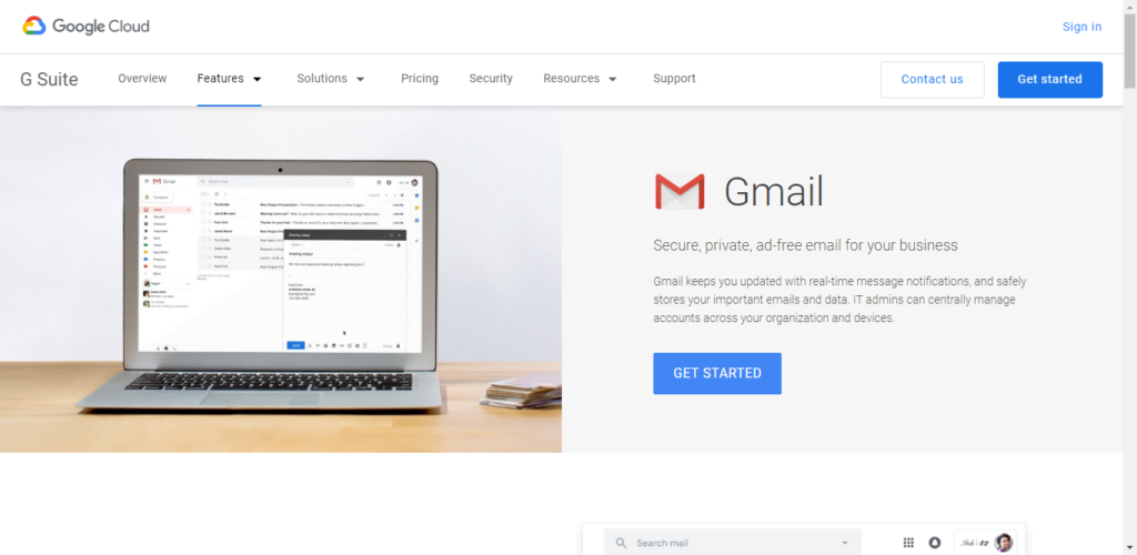 Zoho Mail vs Gmail