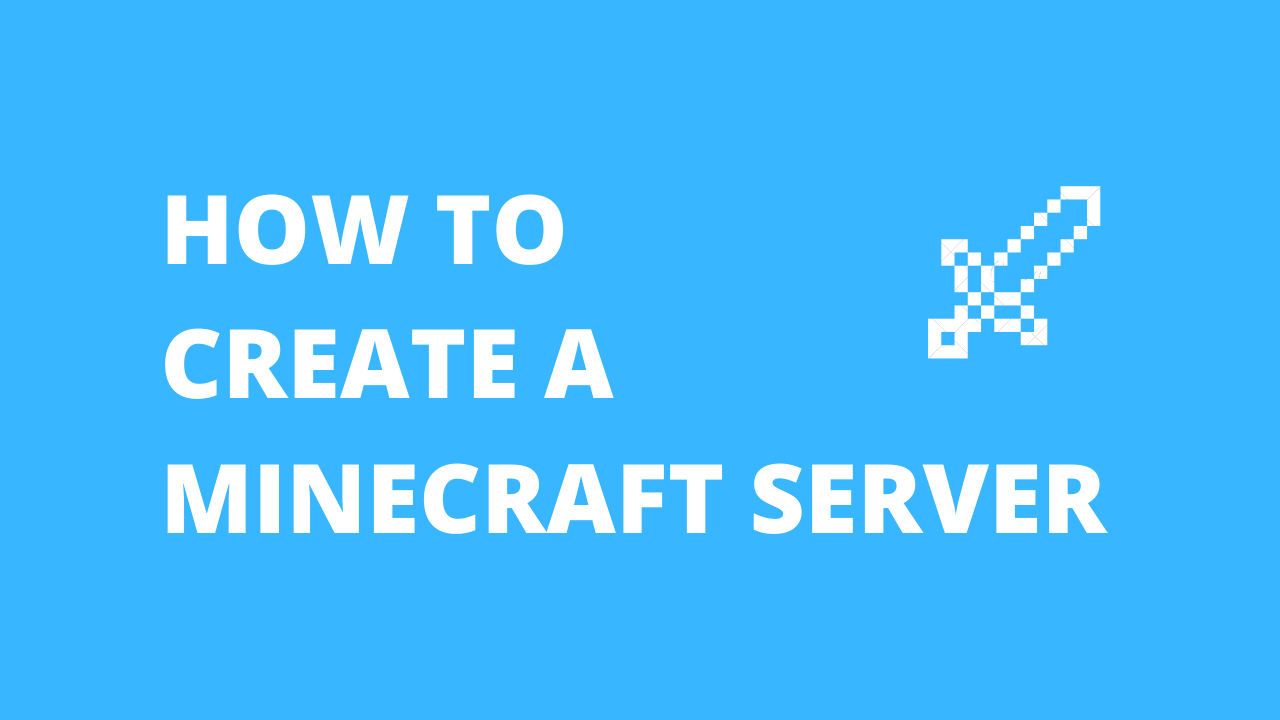 How to Create a Minecraft Server (Local Network)